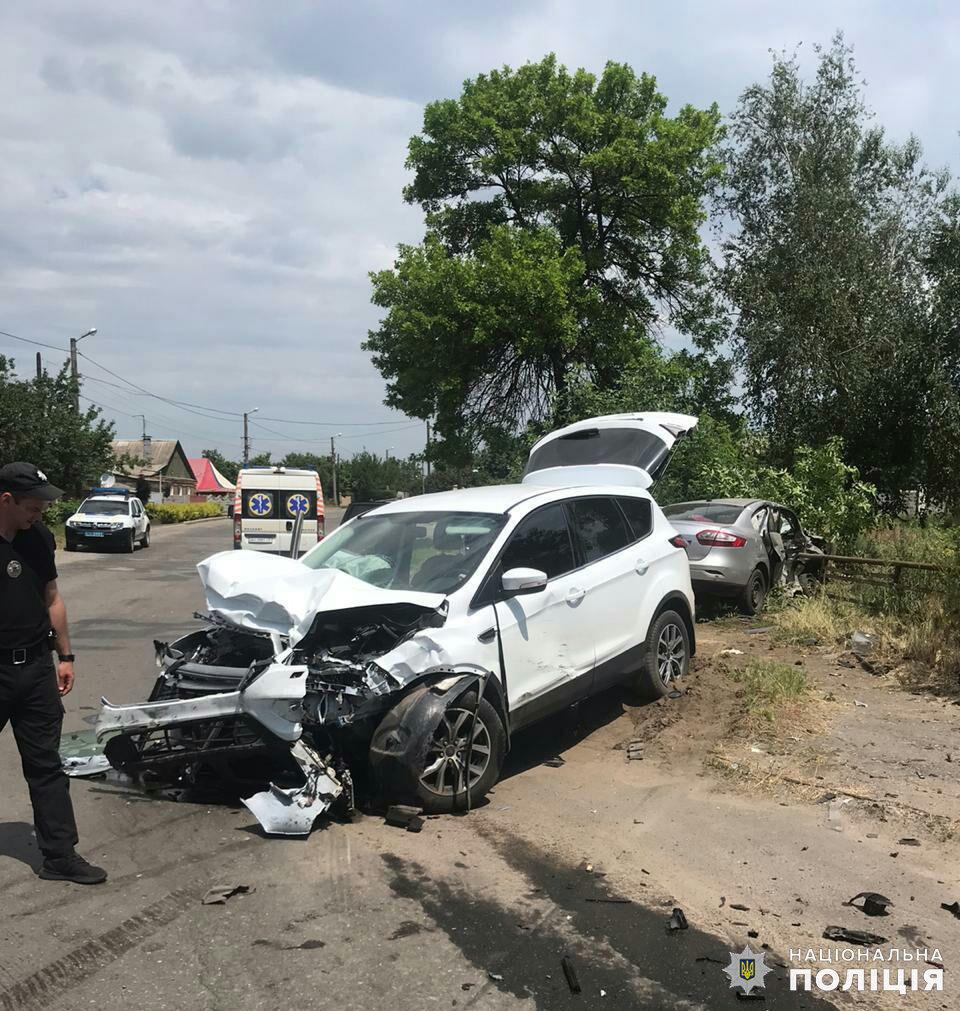 У вихідні в Дружківці сталося дві автомобільні аварії (ФОТО), фото-6