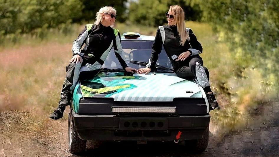 Чарівні жінки з Дружківки вибороли срібло авторалі «Северин» (ФОТО), фото-3