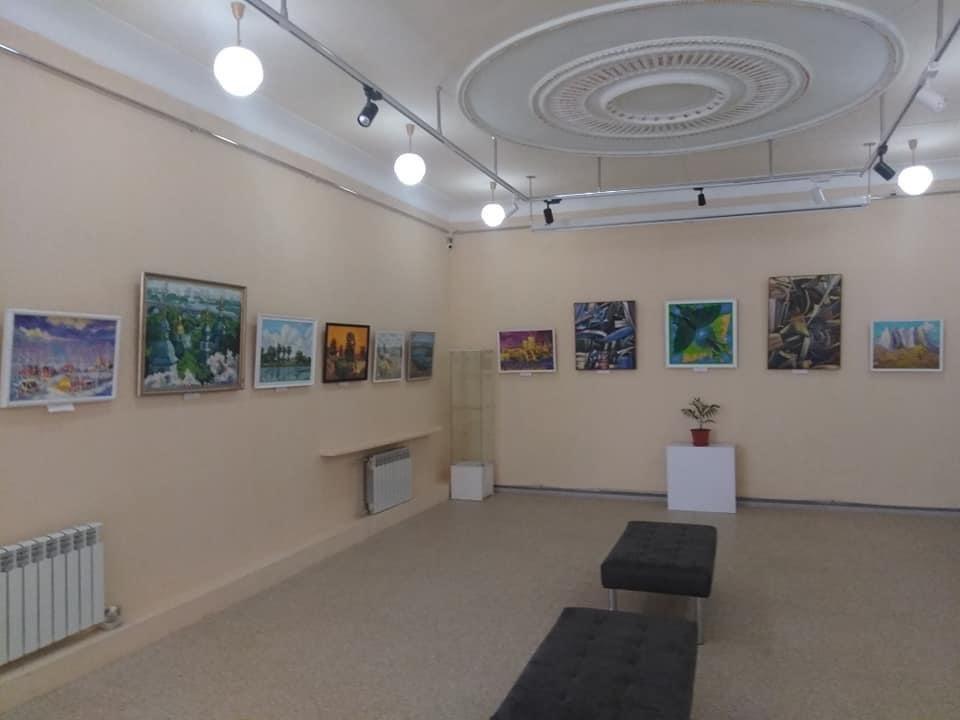 Дружківка: В обласному художньому музеї відкрилась нова виставка, фото-1