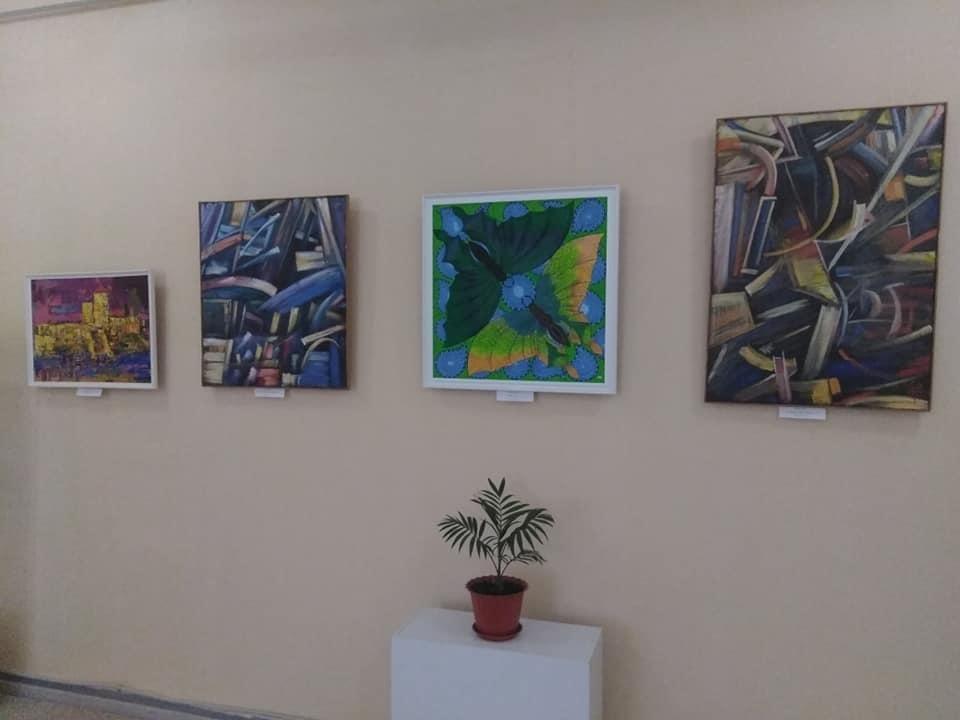 Дружківка: В обласному художньому музеї відкрилась нова виставка, фото-3
