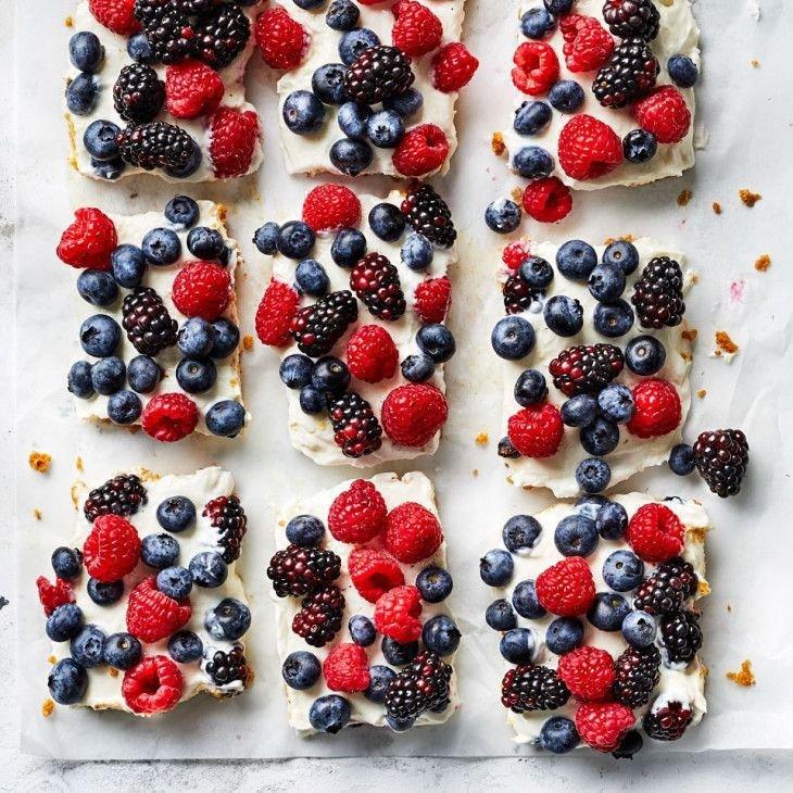 Літні легкі десерти. П'ять рецептів, фото-2