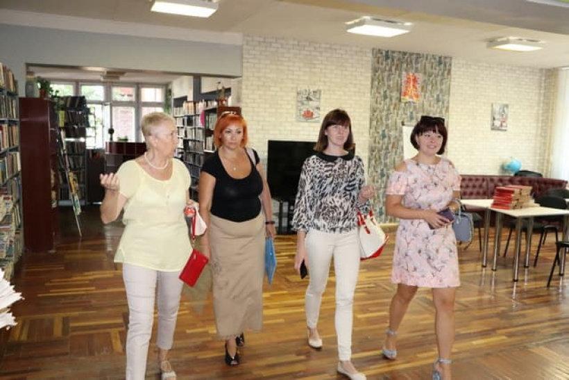 Гості з області провели моніторинг молодіжних центрів в Дружківці, Олексієво-Дружківці та Шахівський ОТГ, фото-2