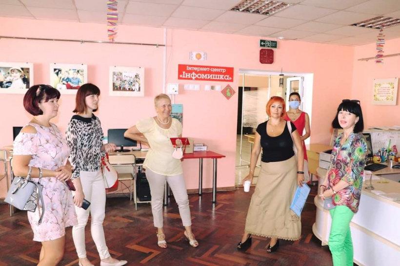 Гості з області провели моніторинг молодіжних центрів в Дружківці, Олексієво-Дружківці та Шахівський ОТГ, фото-1