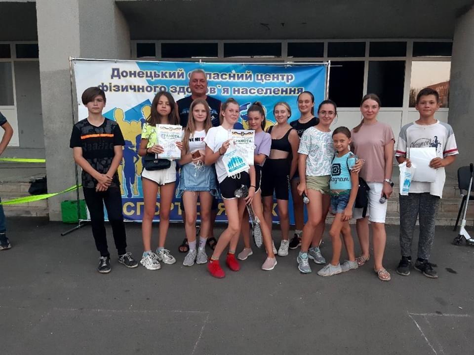 Дружківка: На площі Молодіжній тривають спортивні змагання , фото-1