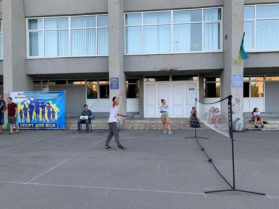 Дружківка: На площі Молодіжній тривають спортивні змагання , фото-2