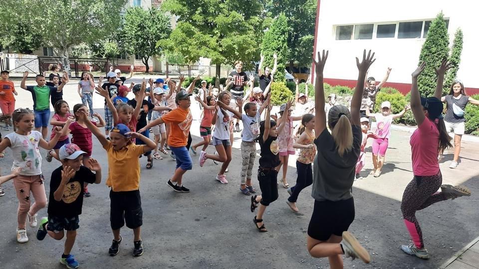 В Дружківці пройшов чотирьоденний спортивний марафон для дітей (ФОТО), фото-2