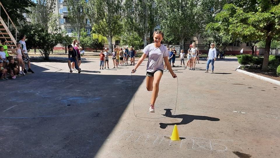 В Дружківці пройшов чотирьоденний спортивний марафон для дітей (ФОТО), фото-5