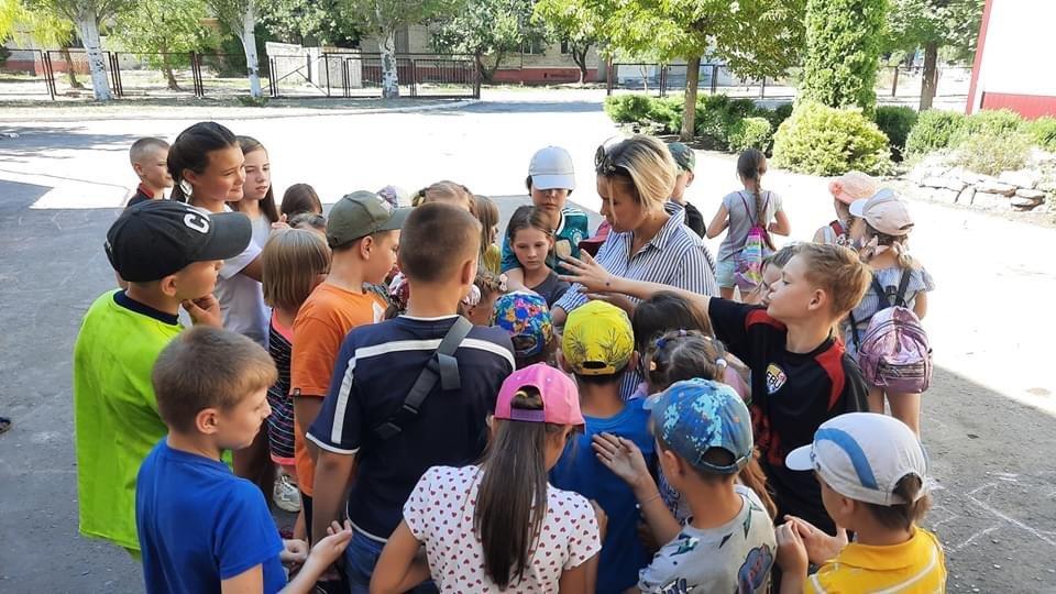 В Дружківці пройшов чотирьоденний спортивний марафон для дітей (ФОТО), фото-8