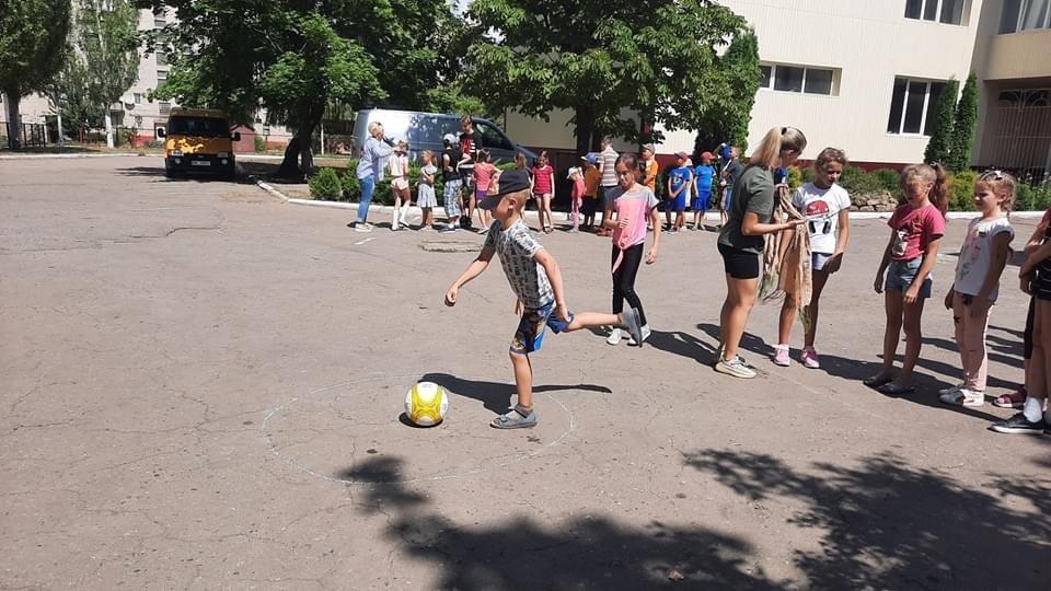 В Дружківці пройшов чотирьоденний спортивний марафон для дітей (ФОТО), фото-4
