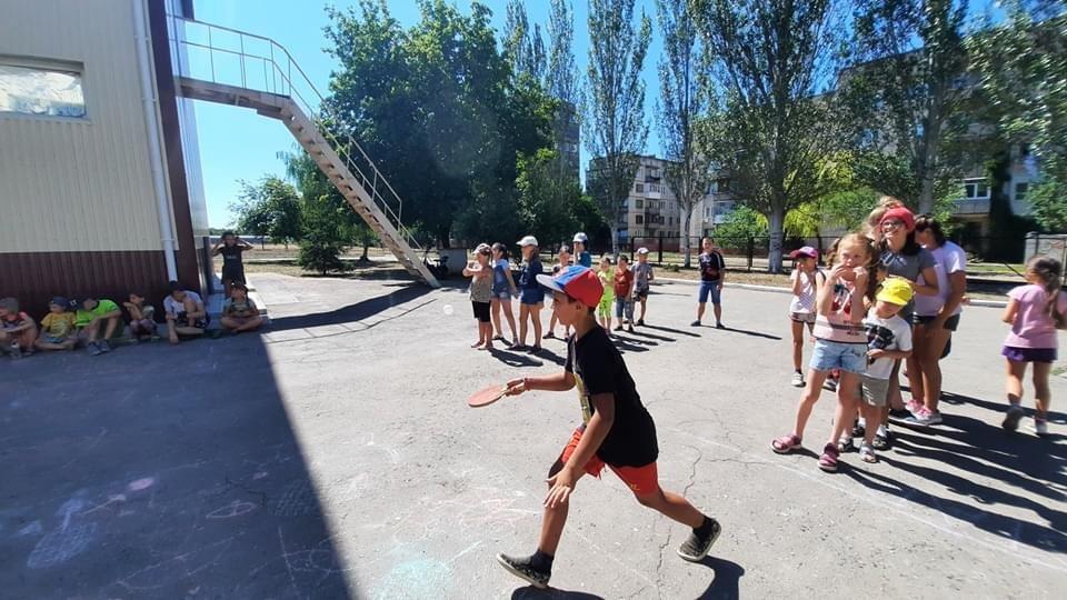 В Дружківці пройшов чотирьоденний спортивний марафон для дітей (ФОТО), фото-7