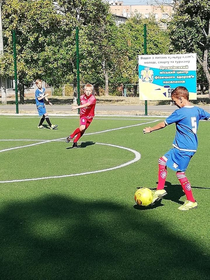 Восьмирічні футболісти з Дружківки здобули перемогу у регіональному турнірі (ФОТО), фото-1
