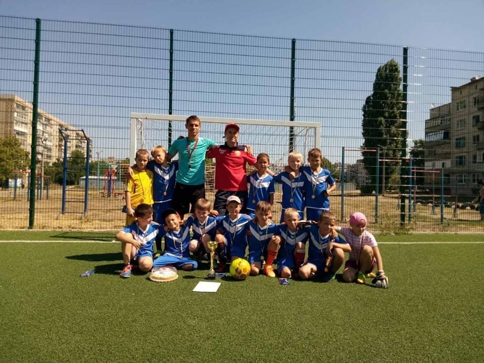 Восьмирічні футболісти з Дружківки здобули перемогу у регіональному турнірі (ФОТО), фото-4