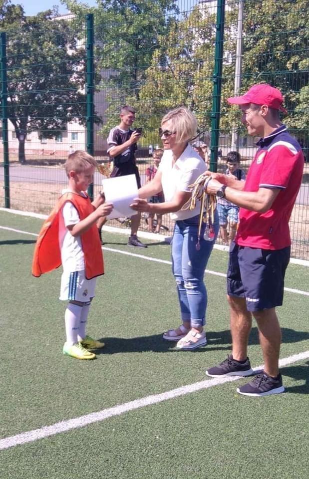 Восьмирічні футболісти з Дружківки здобули перемогу у регіональному турнірі (ФОТО), фото-3