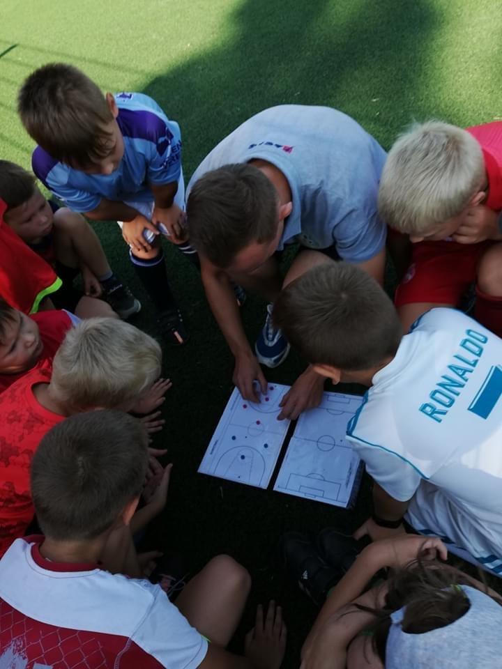 Восьмирічні футболісти з Дружківки здобули перемогу у регіональному турнірі (ФОТО), фото-2