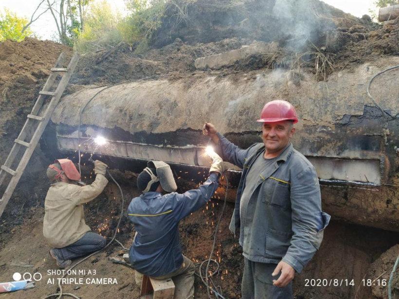 Усунуто пошкодження магістрального водоводу Другого Донецького водопроводу, фото-3