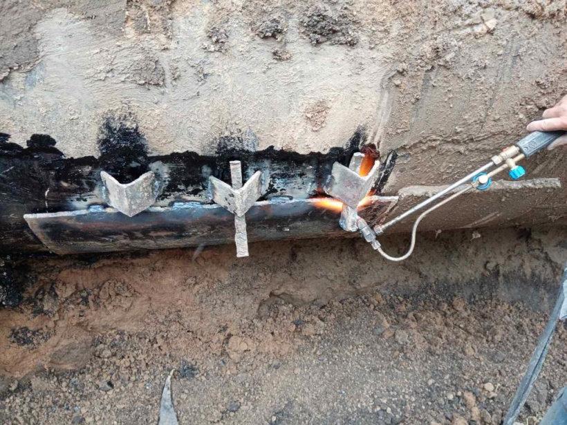 Усунуто пошкодження магістрального водоводу Другого Донецького водопроводу, фото-2
