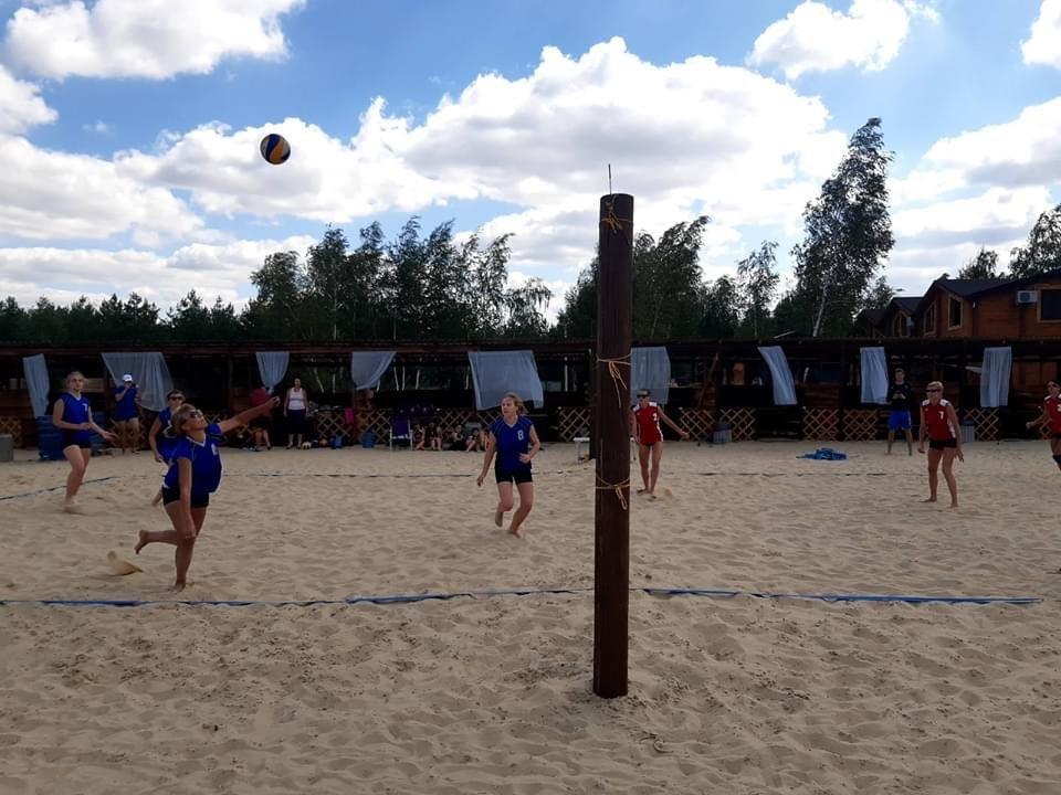 Волейболісти з Дружківки посіли третє місце в турнірі «Олімпійське літо», фото-1
