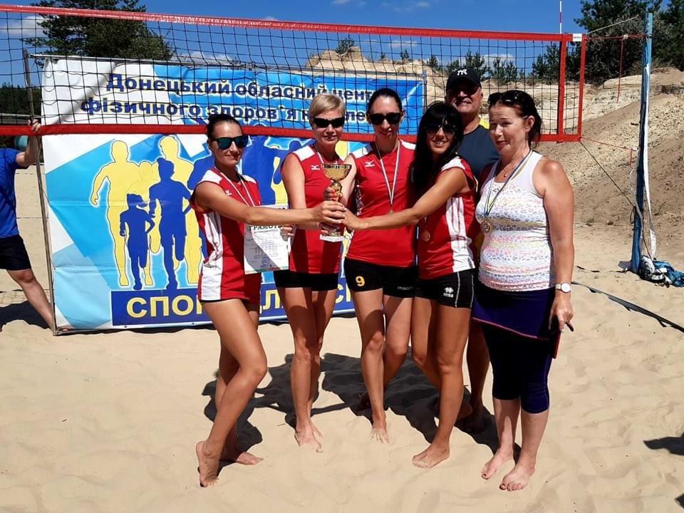 Волейболісти з Дружківки посіли третє місце в турнірі «Олімпійське літо», фото-3
