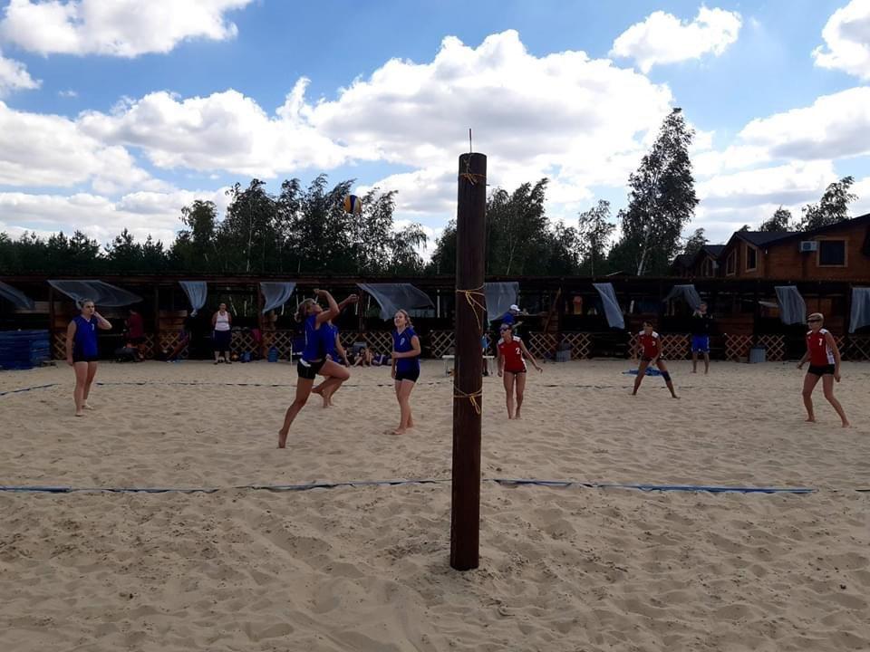 Волейболісти з Дружківки посіли третє місце в турнірі «Олімпійське літо», фото-4
