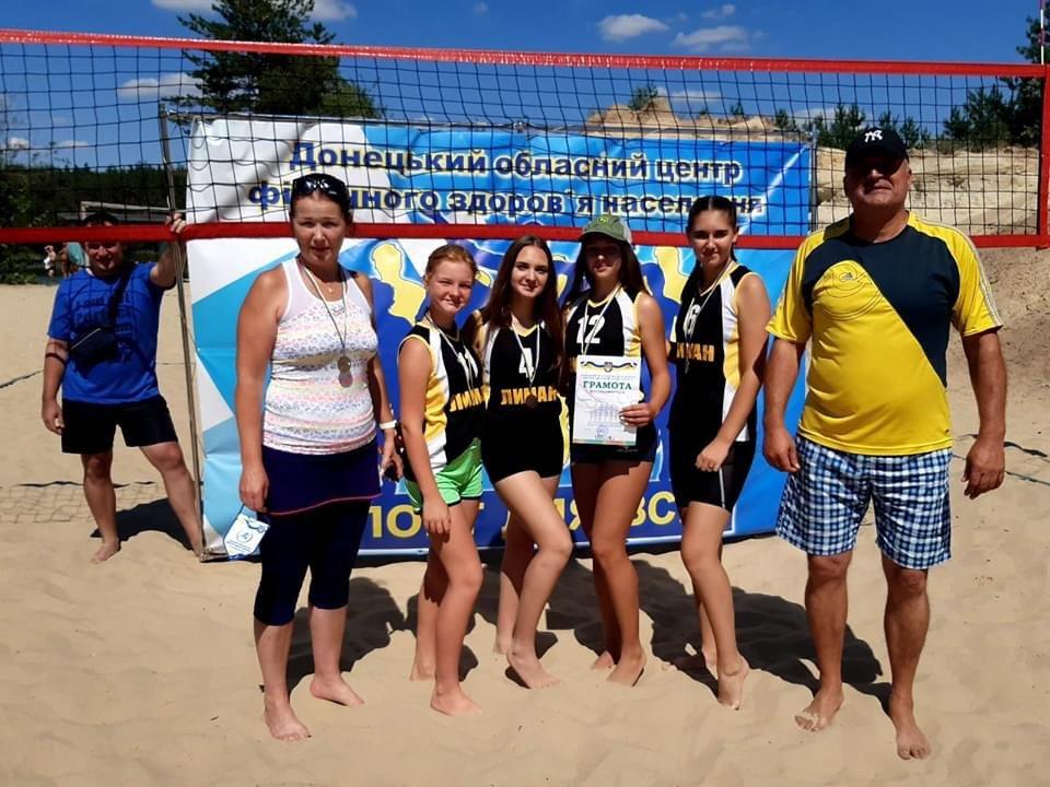 Волейболісти з Дружківки посіли третє місце в турнірі «Олімпійське літо», фото-5