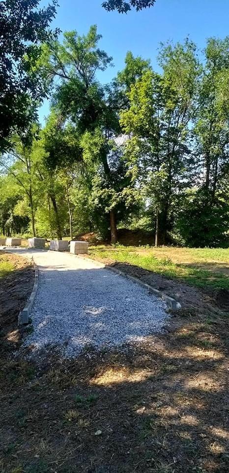 Дружківка: В міському парку культури відновлено роботи з реконструкції (ФОТО), фото-1