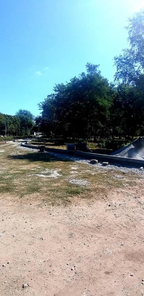 Дружківка: В міському парку культури відновлено роботи з реконструкції (ФОТО), фото-4