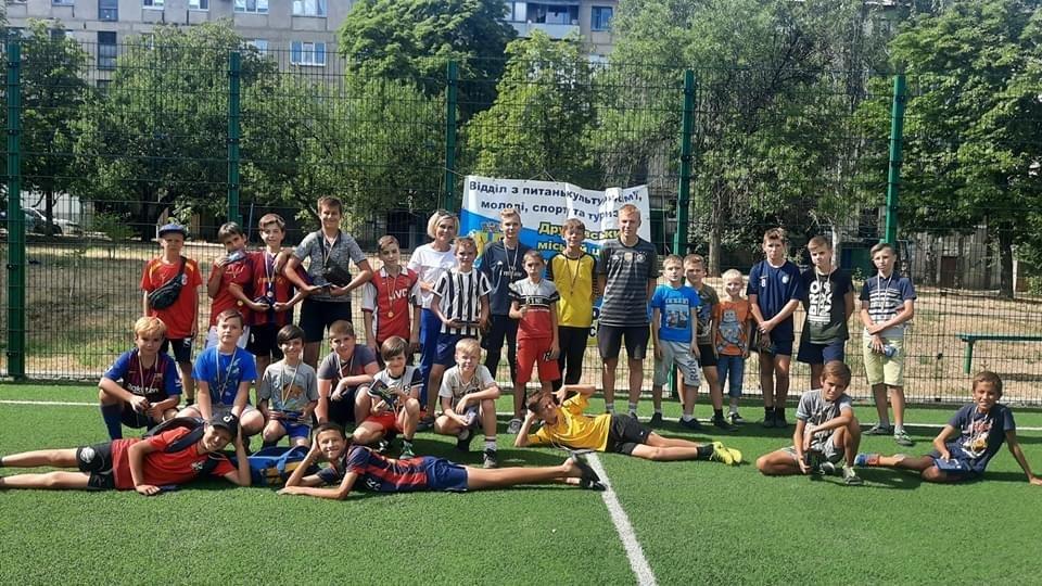 Бажаючих все більше: В Дружківці вже вісім команд виборювали чемпіонський титул з дворового футболу, фото-4
