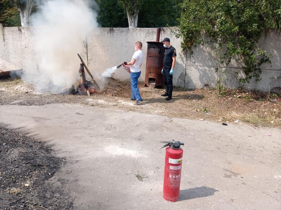 В Дружківці працівники газової служби ліквідували пожежу. Уявну (ФОТО), фото-2