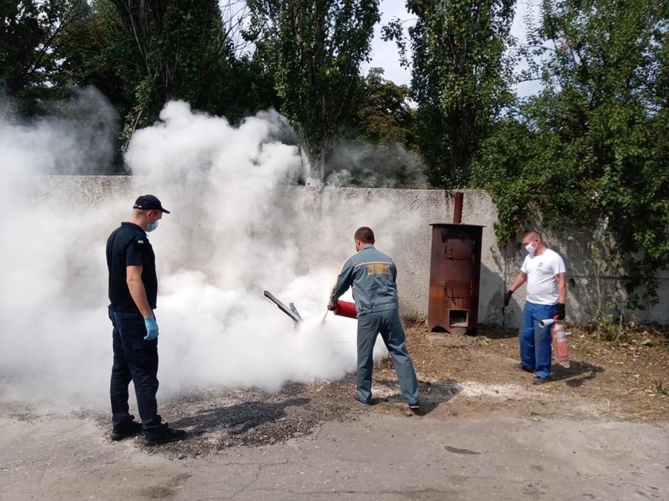 В Дружківці працівники газової служби ліквідували пожежу. Уявну (ФОТО), фото-3