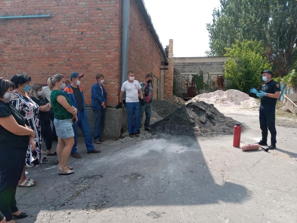 В Дружківці працівники газової служби ліквідували пожежу. Уявну (ФОТО), фото-1