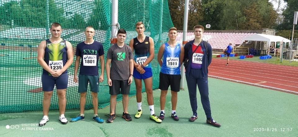 Дружківський атлет став чемпіоном України в метанні диску, фото-1
