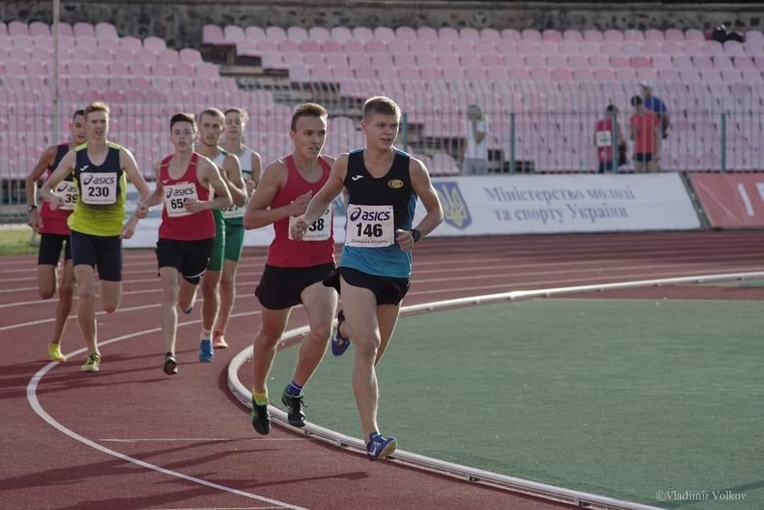 Легкоатлет з Дружківки здобув два «золота» та «бронзу» чемпіоната України, фото-2