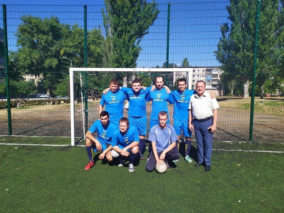В Дружківці визначилися призери футбольного чемпіонату серед команд підприємств та аматорів, фото-5