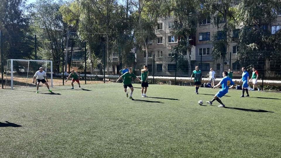 В Дружківці визначилися призери футбольного чемпіонату серед команд підприємств та аматорів, фото-3