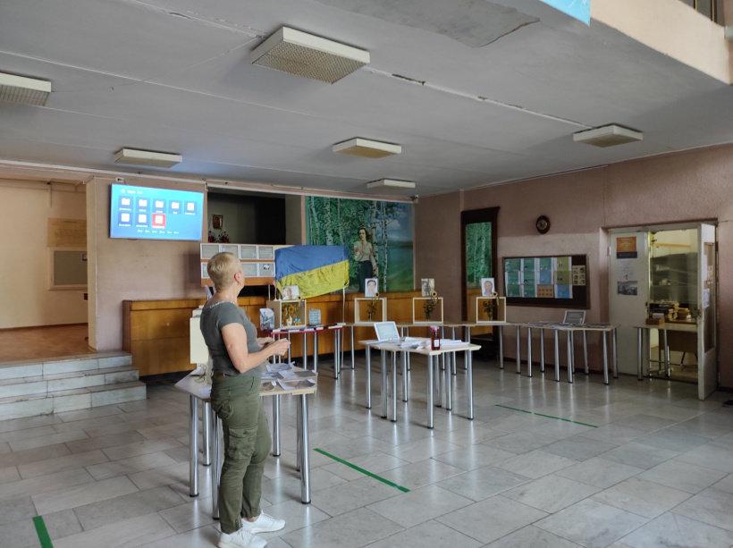 В Дружківці до Дня пам'яті захисників України відбувся кінопоказ стрічки про Іловайську трагедію , фото-3
