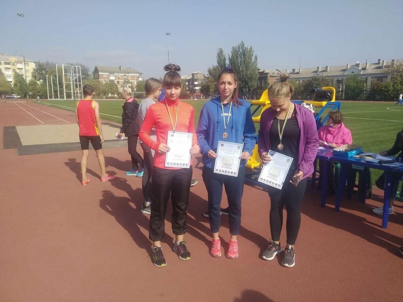 Багатий урожай медалей обласних змагань привезли додому легкоатлети Дружківки (ФОТО), фото-5