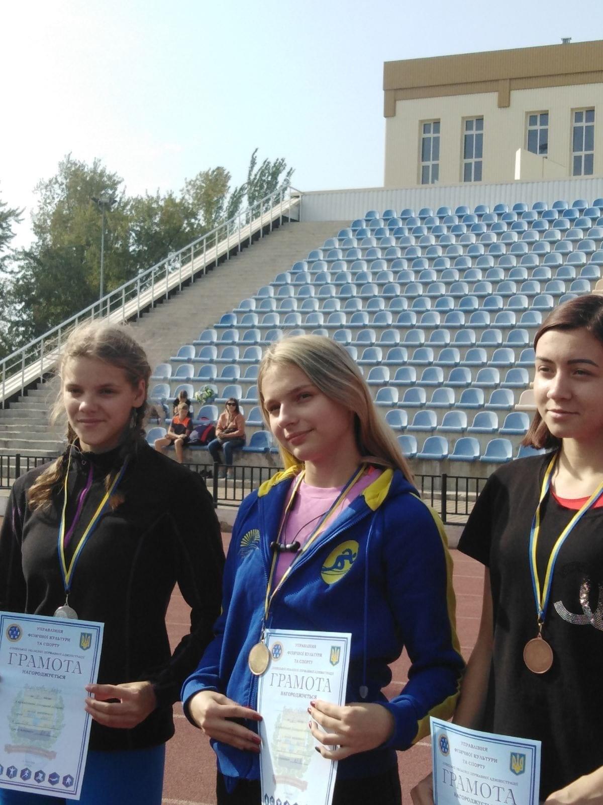 Багатий урожай медалей обласних змагань привезли додому легкоатлети Дружківки (ФОТО), фото-4