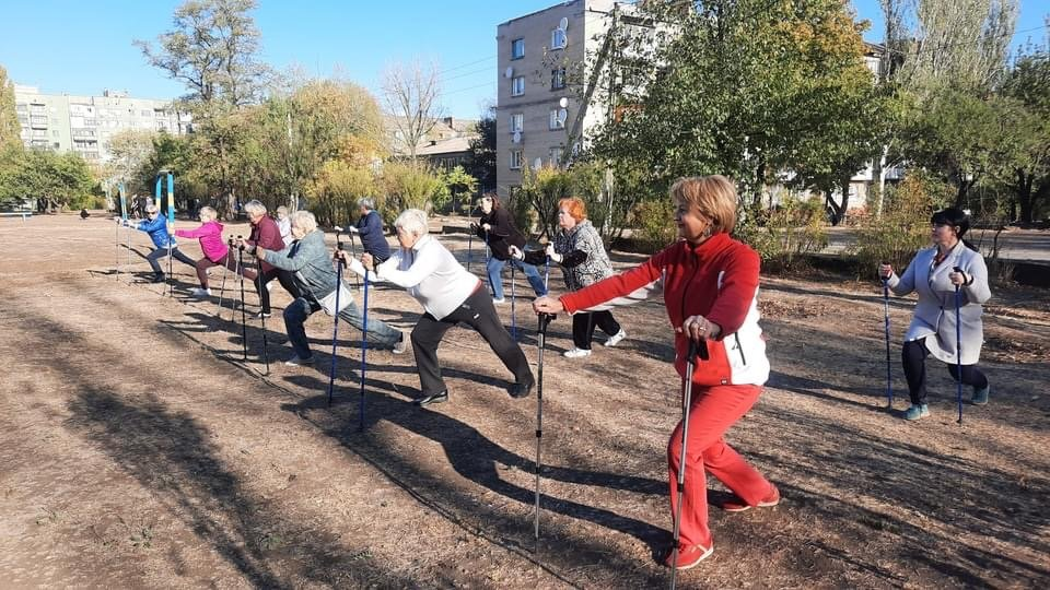 Скандинавська ходьба у Дружківці стає дедалі популярнішою , фото-3