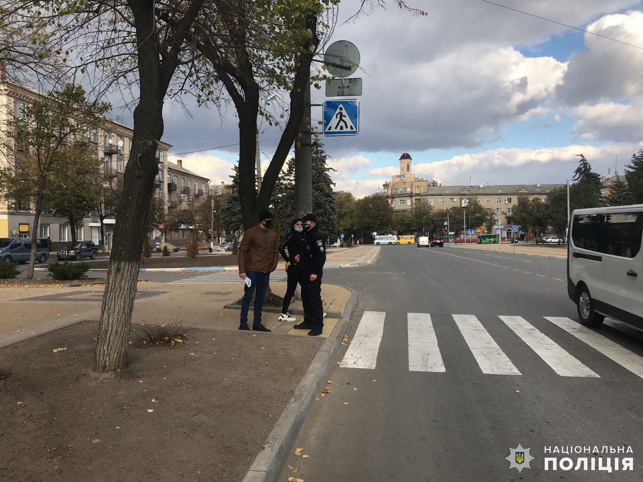 До кінця жовтня поліцейські Дружківки проводитимуть  профілактику на дорогах міста, фото-1