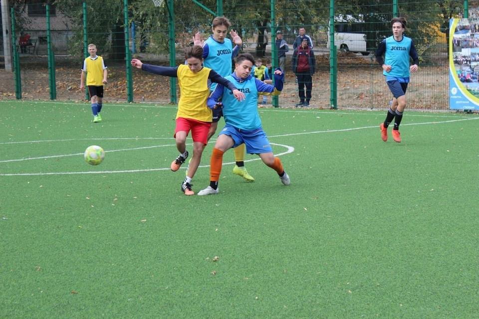 У Дружківці сьогодні відбулися обласні змагання з футболу пам'яті Михайла Найденко (ФОТО), фото-1