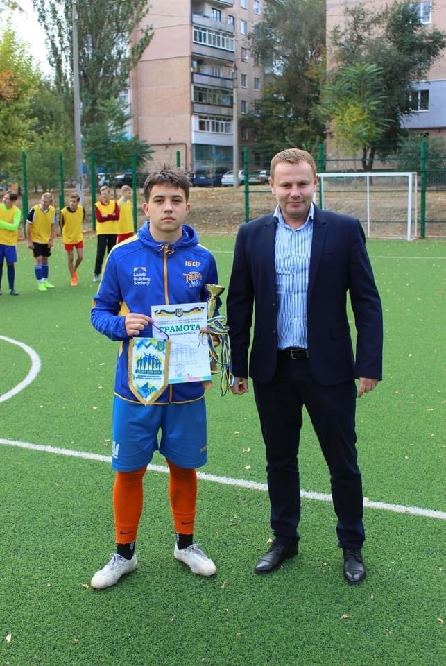 У Дружківці сьогодні відбулися обласні змагання з футболу пам'яті Михайла Найденко (ФОТО), фото-5
