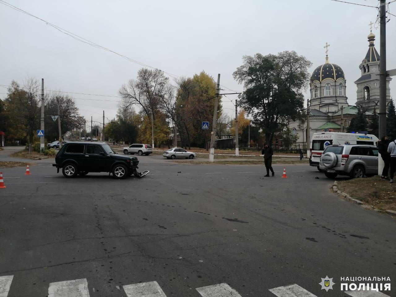 У Дружківці протягом уїк-енду сталося дві дорожні пригоди з постраждалими (ФОТО), фото-1