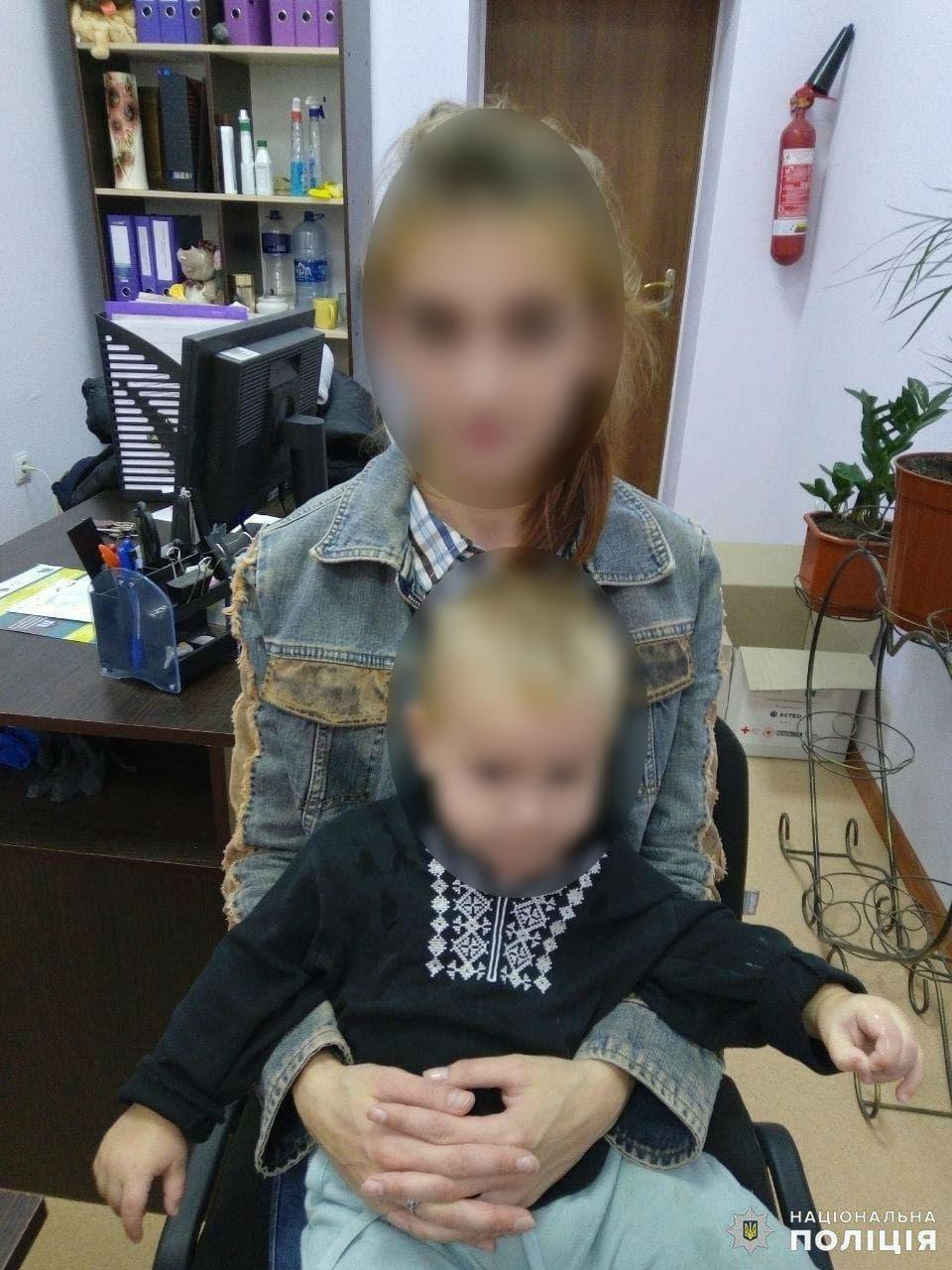 У Дружківці молода матуся перешкоджала лікуванню власної дитини. Знадобилося втручання поліції, фото-1