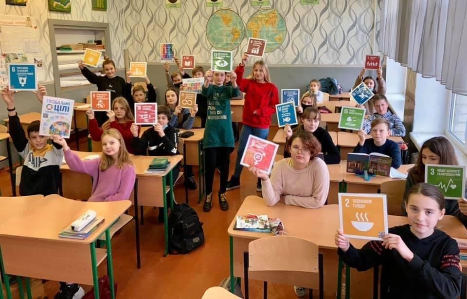 Дружківка: До Всесвітнього дня дитини у школі №7 провели тематичний урок (ФОТО), фото-4