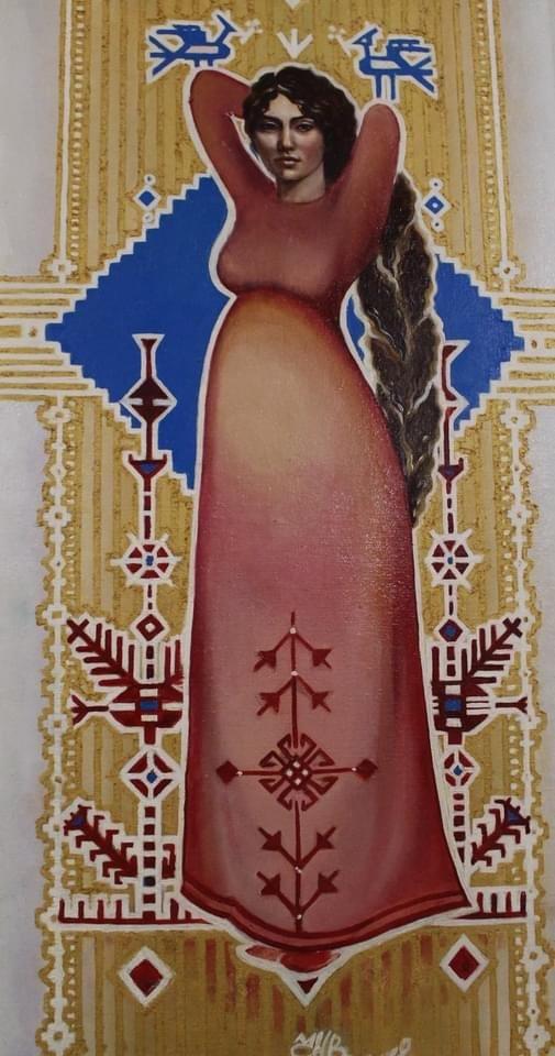 Дружківка: Швидкоплинність жіночності у картинах Наталії Роспутько , фото-2