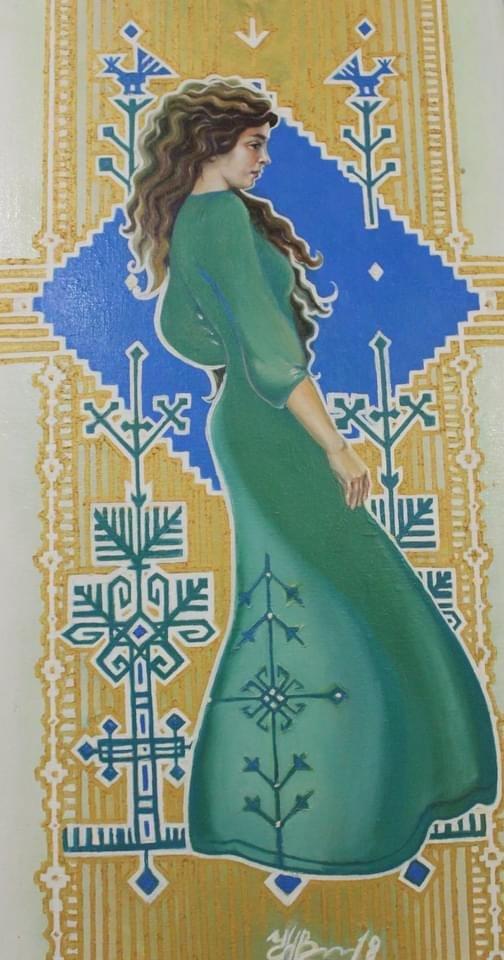 Дружківка: Швидкоплинність жіночності у картинах Наталії Роспутько , фото-1