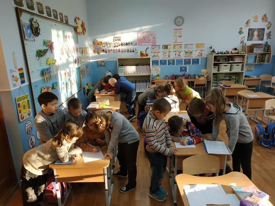 Дружківка: Два тижні учні вчилися протистояти насильству (ФОТО), фото-9