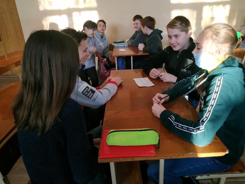Дружківка: Два тижні учні вчилися протистояти насильству (ФОТО), фото-6