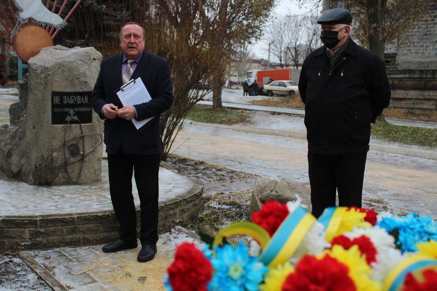Сьогодні у Дружківці вшанували учасників ліквідації аварії на Чорнобильській АЕС , фото-4