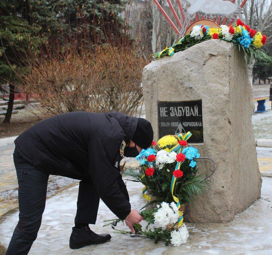 Сьогодні у Дружківці вшанували учасників ліквідації аварії на Чорнобильській АЕС , фото-2